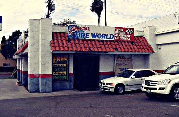 Cherniss Tire World | Tires Chula Vista CA | Auto Repair Wheels